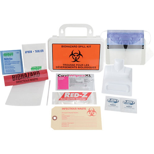 Bio-Medical Products - Biohazard Spill Kit