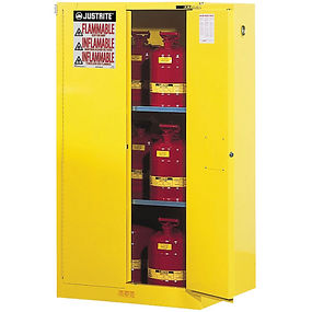 Justrite Sure-Grip® EX Flammable Storage Cabinets