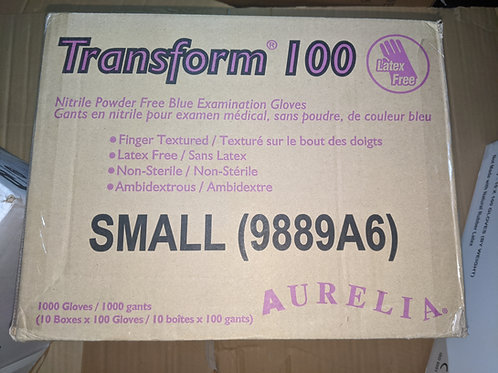 Nitrile Gloves Small 100 / Box