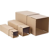 Telescopic Corrugated Boxes | Wholesale Safety Labels
