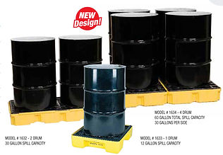 Eagle Modular Spill Containment Platforms