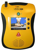 Difibtech Lifeline VIEW AED | Wholesale Safety Labels