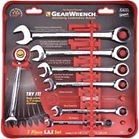 Combination Ratcheting Wrench sets by GearWrench