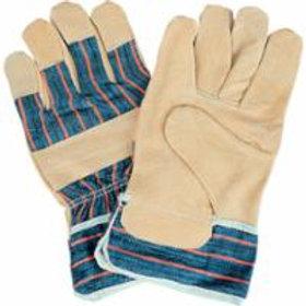 Leather Gloves - Split Pigskin Fitters Gloves