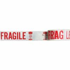 Stock Shipping Tape - Fragile - 2 Version