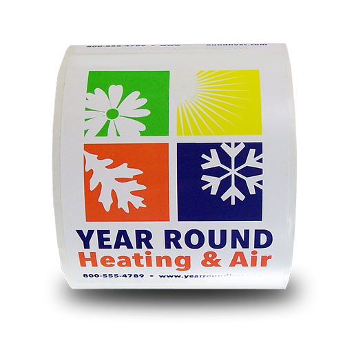 Weather Proof Labels | Wholesale Safety Labels