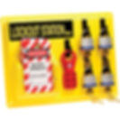 North Mini Lockout Stations | Wholesale Safety Labels