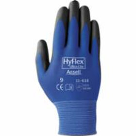 Ansell Hyflex® 11-618 Palm Coated Gloves