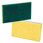 Heavy Duty Cellulose Scour Sponge