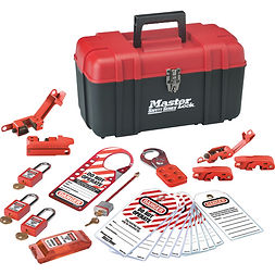 Master Lock Electrical Kit | Wholesale Safety Labels