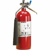 Carbon Dioxide (CO2 ) Fire Extinguishers