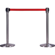 Free-Standing Crowd Control Barriers | Wholesale Safety Labels