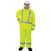 Zenith Safety RZ900 Premium Traffic Rain Suits