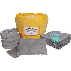 Zenith 20-Gallon Spill Kits