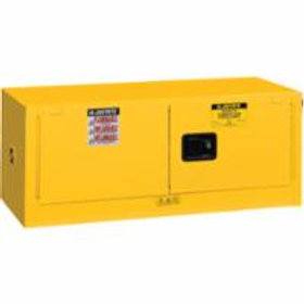 Sure-Grip® EX Piggyback Flammable Safety Cabinet
