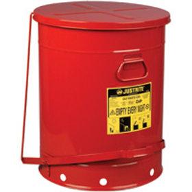 Justrite - Oily Waste Cans - Mfg. No.09104