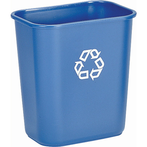 Rubbermaid Recycling Containers Deskside Container