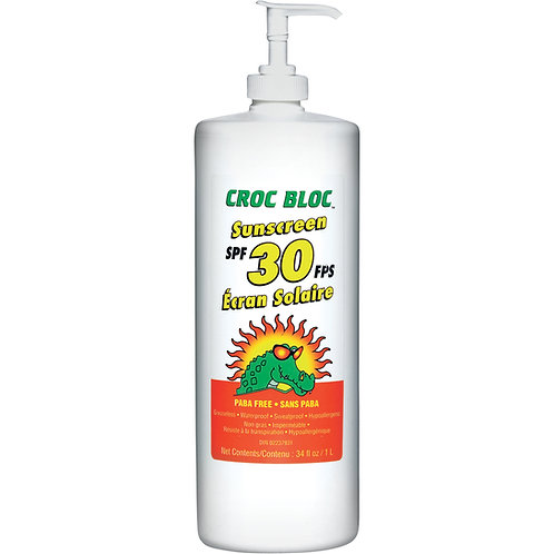 Croc Bloc | Toronto | Ontario | Wholesale Safety Labels