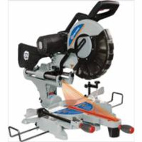 "King 12"" Dual Compound Mitre Saw/Laser"