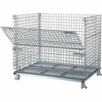 Bulk Collapsible Wire Containers