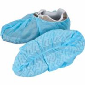 Blue Shoe Covers - 100/Pack