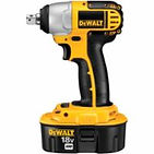 "Dewalt 18 V 1/2"" Heavy-Duty XRP Impact Wrenches"