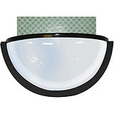 IRONguard's Forklift Dome Mirror | Wholesale Safety Labels