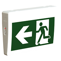 LED Running Man Sign | Wholesale Safety Labels