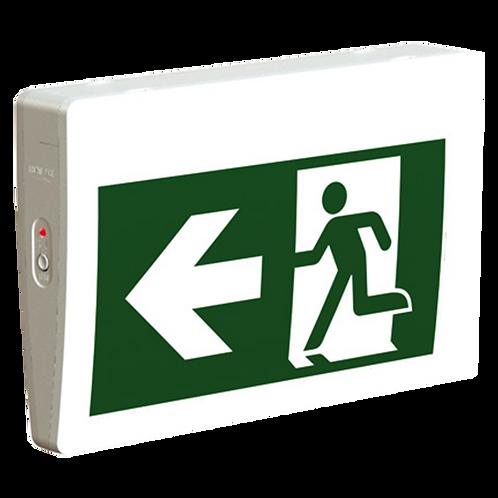 Economy LED Running Man Sign   Wholesale Safety Labels