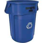 Rubbermaid BRUTE® Round Recycling Containers
