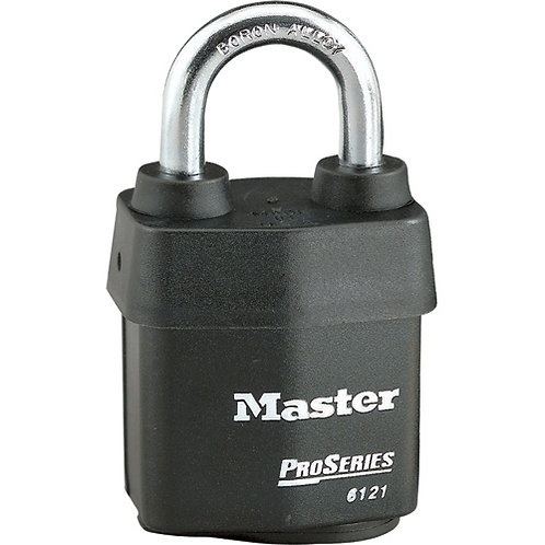 Weather Resistant - Master Lock Mfg No. 6121