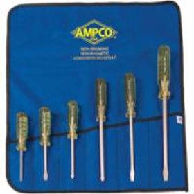 Non Sparking  - 6-Pc. Screwdriver Sets AMPCO M-39