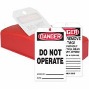 Quicktags Danger Tags | Wholesale Safety Labels