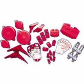 Brady Combination Lockout Starter Kits