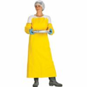 Flame Resistant PVC on Polyester Aprons