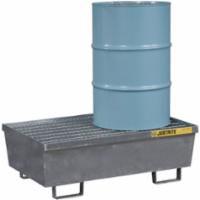 Justrite Steel Spill Pallets