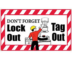 Graphic Safety Banners | Wholesale Safety Labels