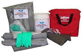 Economy Vehicle 60 Liter Spill Kits  | Wholesale Safety Labels