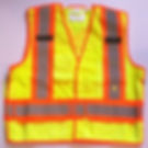 5 Point Tear Away Deluxe Traffic Safety Vests | Wholesale Safety Labels