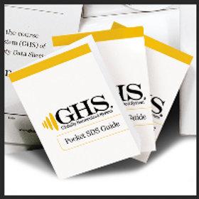 GHS Pocket Booklet