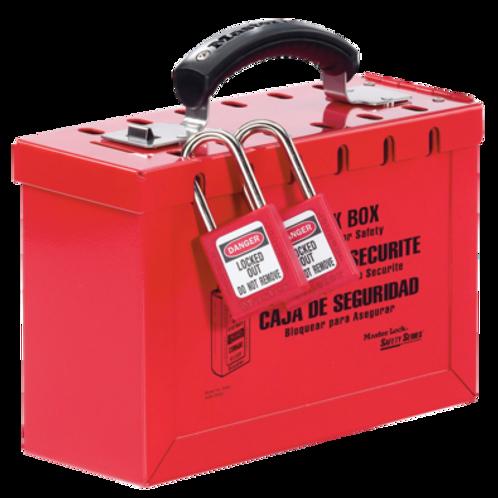 Master Lock- Lock Box Latch Tight Mfg No. 498A