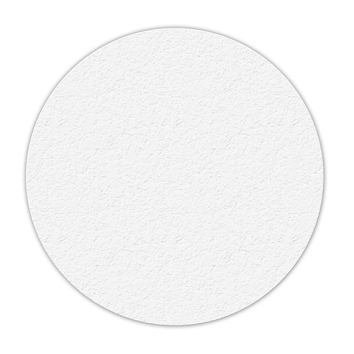 """Circle Shaped Lean 5S Marker - 6"""" H x 6"""" W  25/Pack"""