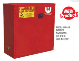 Herbert Williams Paint Storage Cabinets | Wholesale Safety Labels