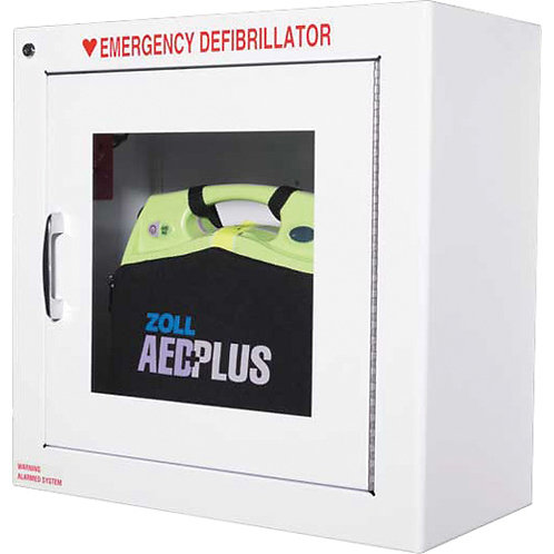 AED Plus®- Wall Cabinet with Alarm