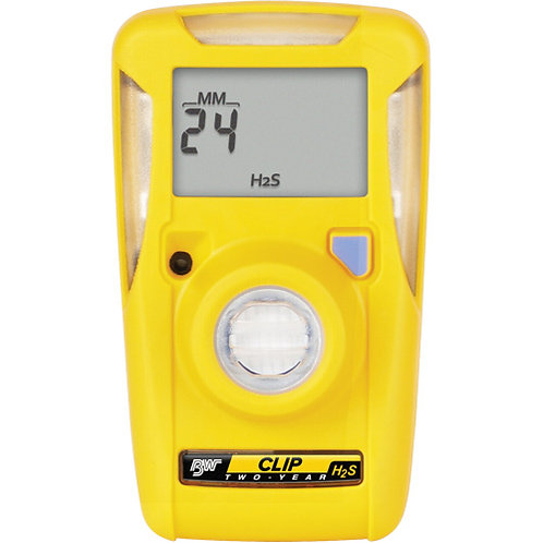 BW Gas Detectors - Single Gas Detectors 4 Styles