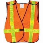 Economy Traffic Vests | Wholesale Safety Labels
