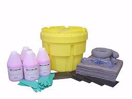 Large Battery Acid Spill Kit    Wholesale Safety Labels