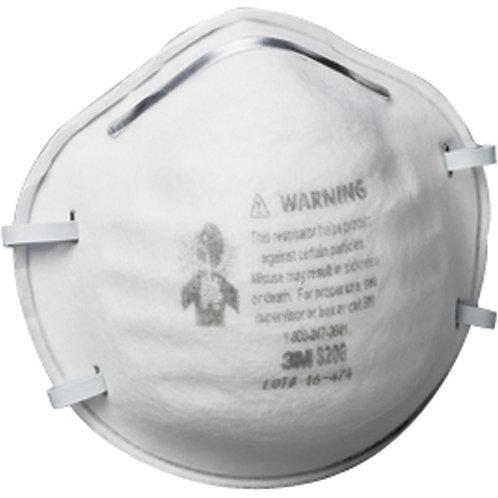 Respiratory - 3M 8200 N95 Particulate