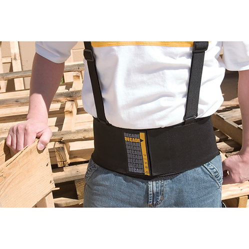 Decade Industrial Back Supports - 5 Sizes