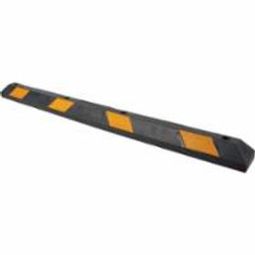 Recycled Rubber Parking Stops - Blocks - Curbs